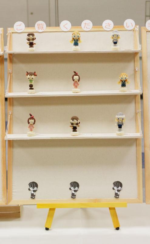 OSAKA手づくりフェア2016 人形