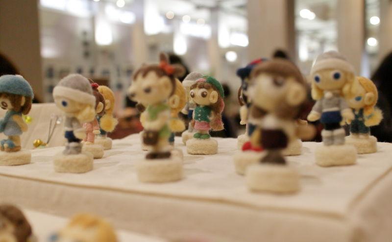 アート&てづくりバザール VOL.23 人形