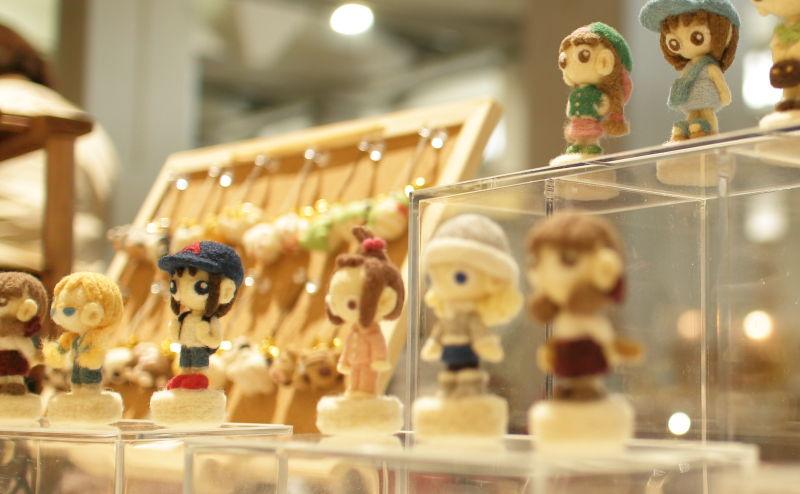 アート&てづくりバザール VOL.24 人形