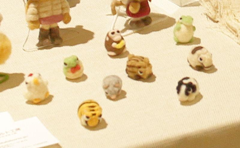 アート&てづくりバザール VOL.24 干支の動物