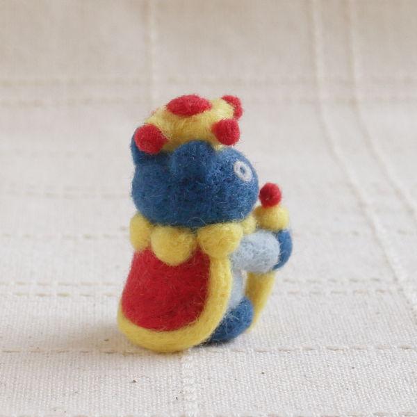 羊毛フェルト人形 モリー