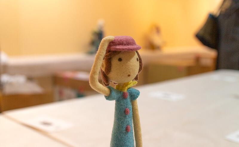 第4回チームコヤーラ創作人形公募展
