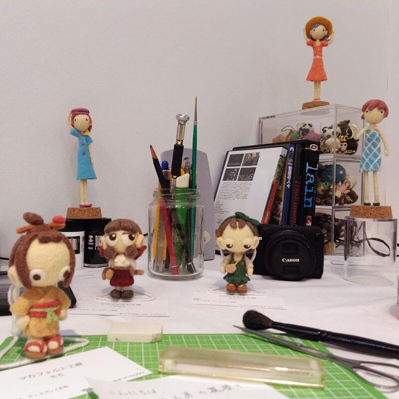 クラフトアート創作人形展