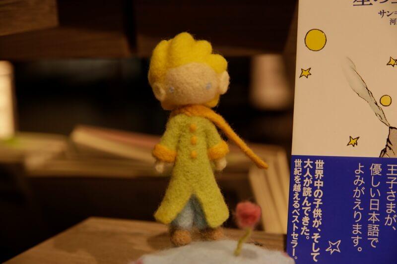 本屋の人形展